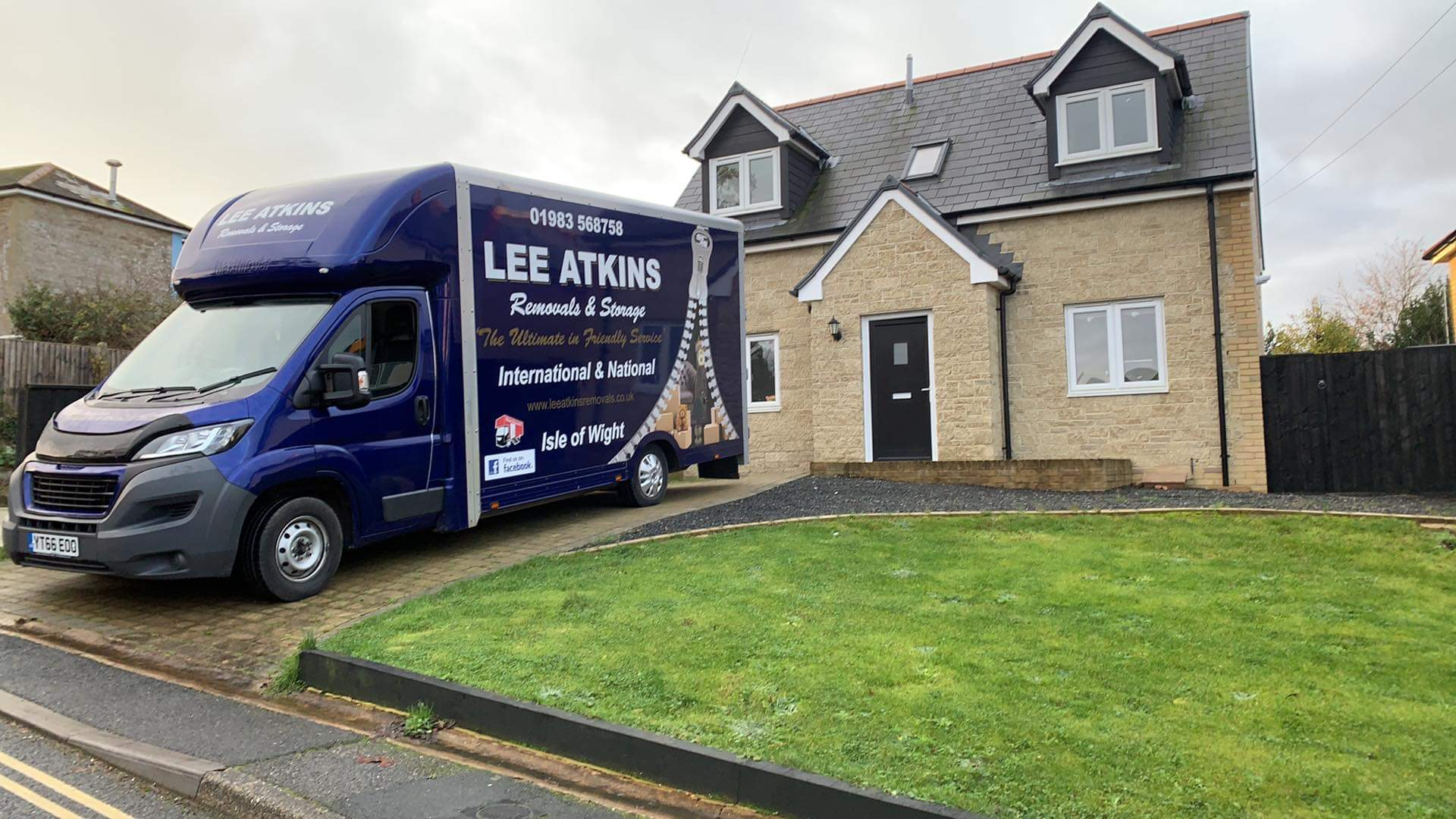 House removals Isle of Wight